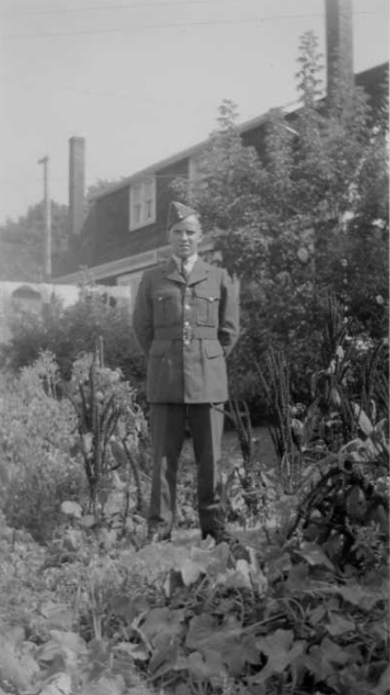 Photo of ORVAL HENRY BURCHELL