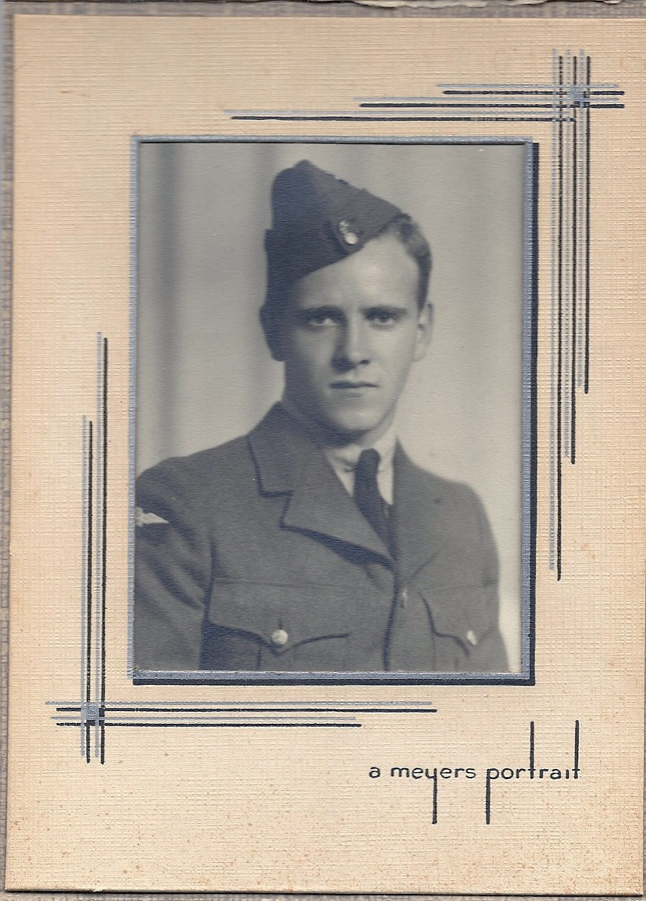 Photo of Orval Burchell– Uncle Orval