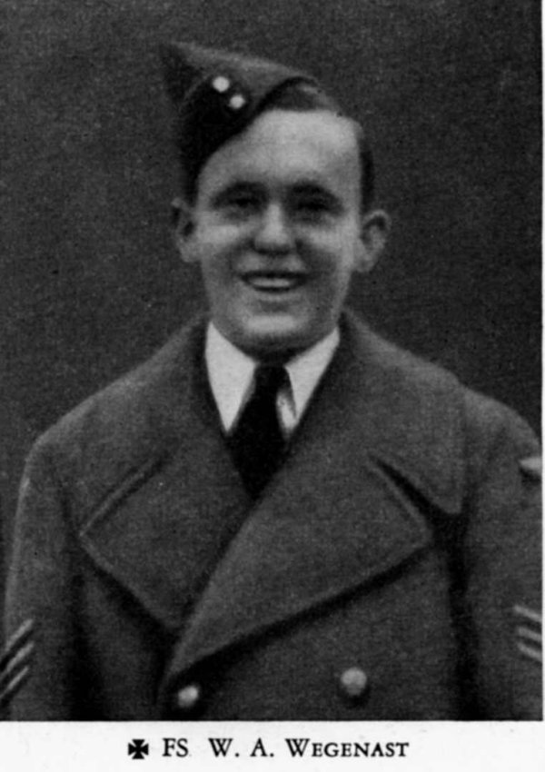 Photo of William Wegenast