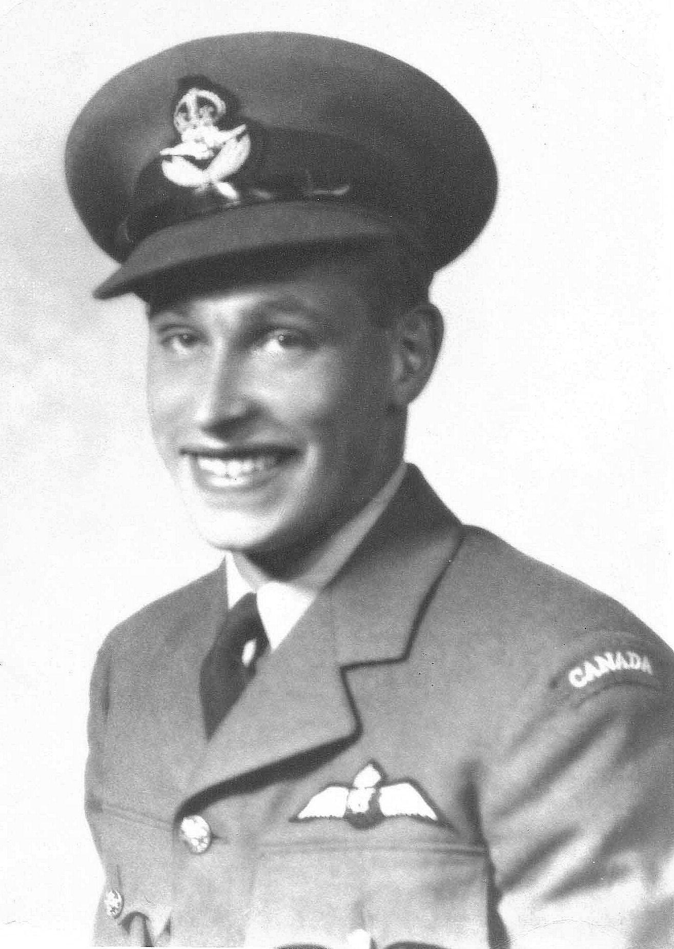 Photo of Frederick (Peter) Wilsher
