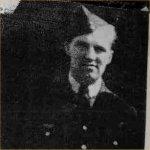 Photo of Charles Halbert Pratt– Photo of Halbert in Uniform.