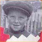 Photo of Charles Halbert Pratt (4)– Halbert as a child, age 5.