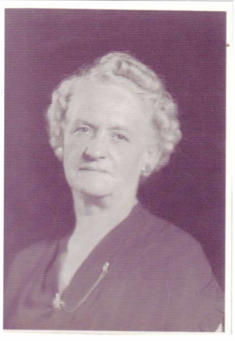 Photo of Gertrude Edna Reynolds