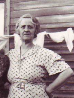 Photo of Gertrude Edna Reynolds– Submitted for the project, Operation Picture Me