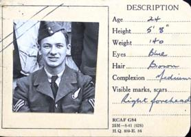 Photo of ROBERT ARNOLD BILLINGS– Submitted for the project, Operation Picture Me