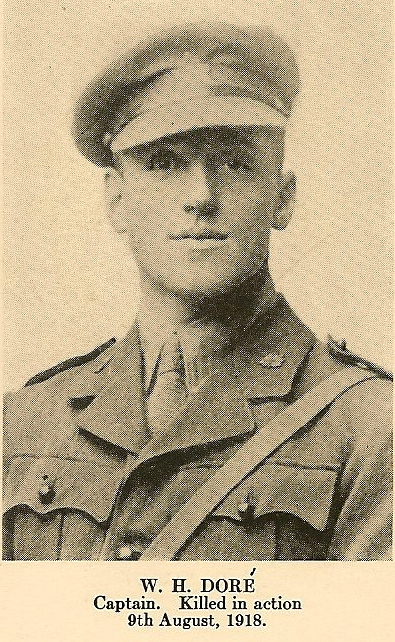 Photo of William Henry Dore– Submitted for the project, Operation: Picture Me