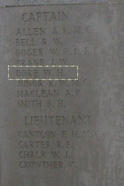 Inscription– Arras Flying Services Memorial … photo courtesy of Marg Liessens