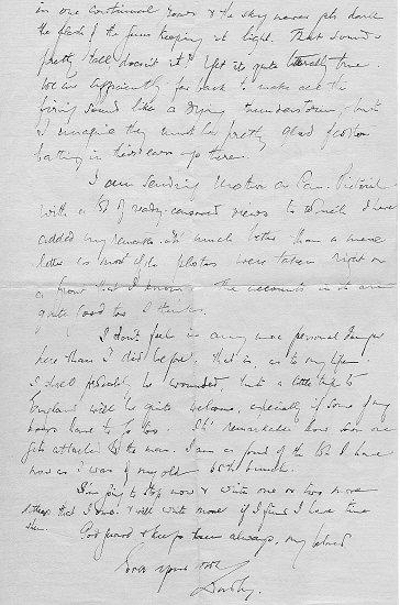 Letter (October 12, 1916)