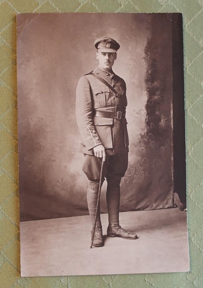 Photo of Dudley Alan Herbert Acheson