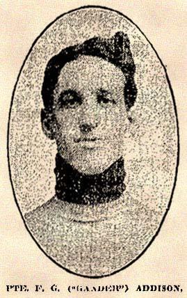 Photo of Frank Gibson Addison