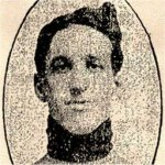 Photo of Frank Gibson Addison– Photograph - from the Toronto Star, Nov. 5th, 1918.