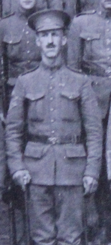 Photo of FRANK GIBSON ADDISON– Served with the 35th Battalion CEF. Submitted for the project, Operation: Picture Me