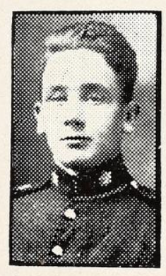 Photo of JOSEPH WILLIAM ANDREWS– Photo from the National Memorial Album of Canadian Heroes c.1919. Submitted for the project, Operation: Picture Me.