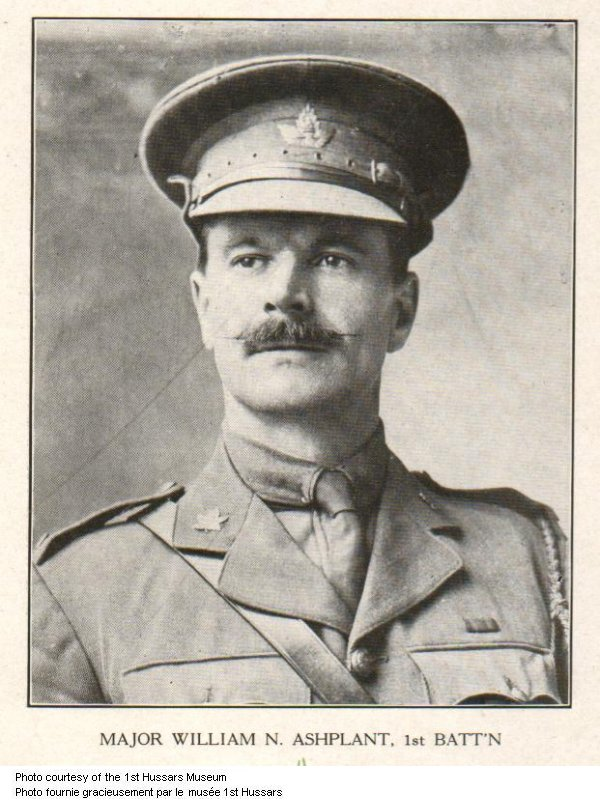 Photo of William N. Ashplant