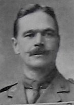 Photo of William Norman Ashplant– Major W N Ashplant from the December 1918 edition of The Christmas Echo, published in London Ontario -- And in the Morning