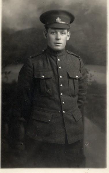 Photo of George Barrett