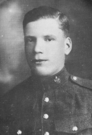 Photo of George Albert Bates– Picture or George Albert Bates before he want off to WW I. Approx. Age : 17. He was my fathers (Albert Henry Bates) oldest brother. He was also the son of Joseph and Elizabeth Bates of Hamilton Ontario. He was killed at the Battle of Vimy Ridge, long before I was born. This image was taken off an old round tin type sapia photo.