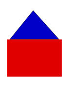Shoulder patch– Shoulder flashes worn by 15th Bn CEF submitted by Captain (retired) V. Goldman