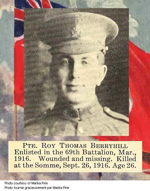 Photo of Roy Thomas Berryhill