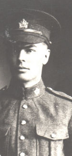 Photo of William James Biglow– 1916