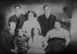 Family Photo– Fred Binns Family Portrait- Pre 1915