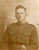 Photo of Lester Bishop– Lester Carruthers Bishop - May, 1917