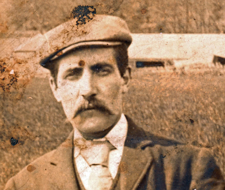 Photo of GEORGE STIRLING BOWMAN– Submitted for the project Operation Picture Me