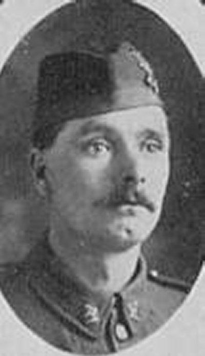 Photo of Edward Bracey