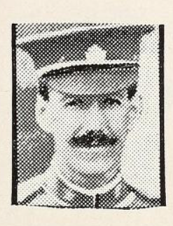 Photo of FREDERICK SAMUEL BRETT– Photo from the National Memorial Album of Canadian Heroes c.1919. Submitted for the project, Operation: Picture Me.