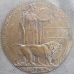 Memorial Plaque– Memorial Plaque for Harry Brewer