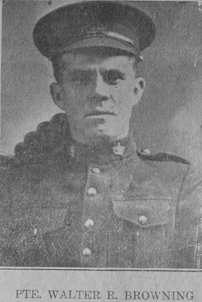 Photo of Walter R. Browning