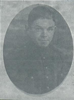 Photo of John Albert Carter