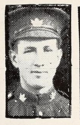 Photo of GEORGE COPELAND– Photo from the National Memorial Album of Canadian Heroes c.1919. Submitted for the project, Operation: Picture Me.