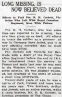 Newspaper clipping– From the Daily Colonist of July 11, 1917. Image taken from web address of https://archive.org/stream/dailycolonist59y183uvic#page/n0/mode/1up
