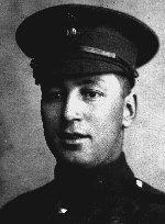 Photo de Sidney Corney – Sidney Corney, 1890 à 1917. Mort pendant la bataille de Lens en France.