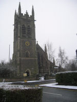 All Saints Church– This is All Saints Church, Branston, Burton on Trent, Staffordshire.  Inside there is a Roll of Honour on which Herbert's name is commemorated.