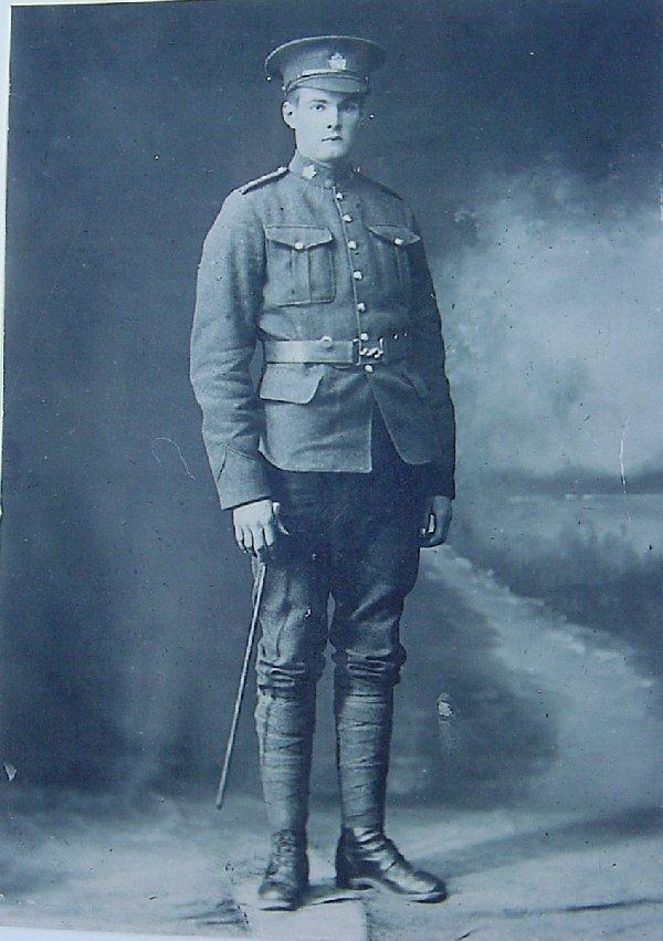 Photo of Clarence Crichton