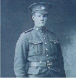 Photo of Clarence Crichton– Clarence Milton Crichton 1896-1918