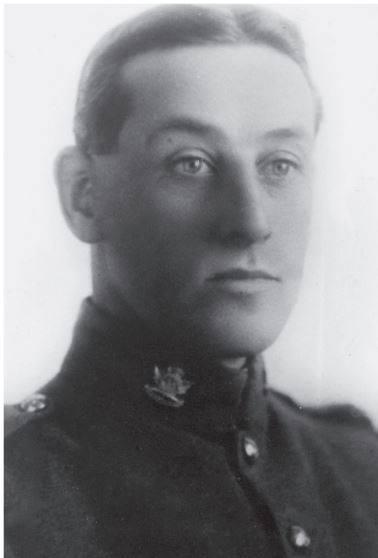 Photo of Horace James Devensih