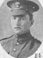 Photo of JAMES DICKSON– In memory of the men who served with the 87th Battalion CEF. Submitted for the project, Operation: Picture Me