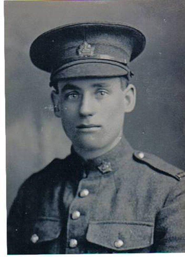 Photo of Ernest John Dorken