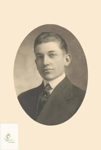 Photo of Nelson Patrick Doyle– Image from Elgin County Museum of Private Nelson Patrick Doyle.