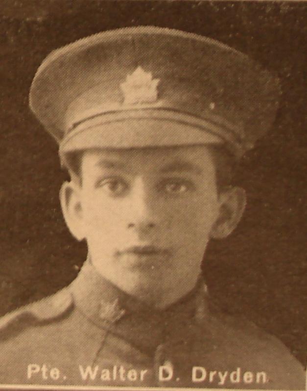 Photo of Walter Dryden