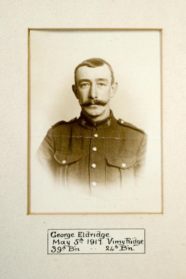 Photo of George Eldridge