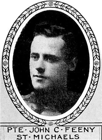Photo of John Feeney