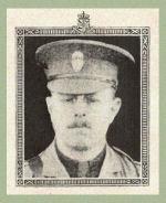 Photo of Hubert Fenton– Source:  Acta Victoriana War Supplement, Victoria College, Toronto, Ontario, December 1919.
