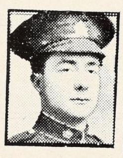 Photo of JAMES WEBSTER GARROW– Photo from the National Memorial Album of Canadian Heroes c.1919. Submitted for the project, Operation: Picture Me.