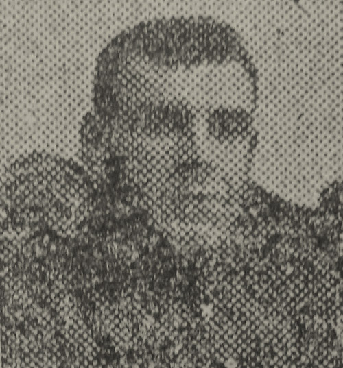 Photo of ANDREW CRIGHTON GEDDES