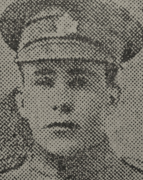 Photo of PETER GEEKIE– Pte Peter Geekie