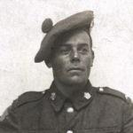 Photo of Ellis Gibbons– Ellis Gibbins, Cameron Highlanders of Canada